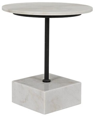 Noir Rodin End Table