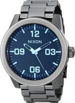 Nixon Men's A3461427 Corporal SS Watch