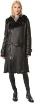 BLK DNM Leather Coat 21
