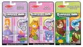 Melissa & Doug On the Go Surprize Ink Activity Books Set - Jungle Animals, Pets, Fashion