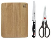 Zwilling J.A. Henckels Professional 'S' 3 Piece Utility Set