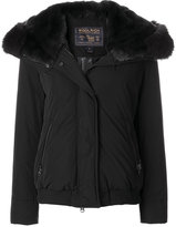 Woolrich classic hooded jacket