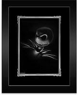 Disney Jack Skellington ''Jack'' Framed Deluxe Print by Noah