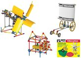 Knex K'NEX Education Exploring Wind & Water Energy Kit