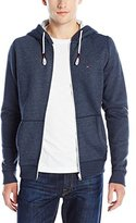 Tommy Hilfiger Men's Original Full Zip Fleece Hoodie