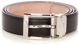 Dunhill Grained-leather Belt