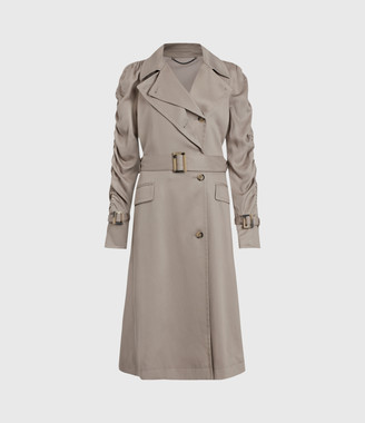 AllSaints Cecil Trench Coat