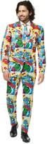 Opposuits Men's OppoSuits Slim-Fit Marvel Comics Suit & Tie Set