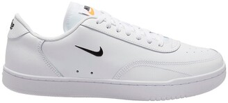 Nike Court Vintage Leather Trainers