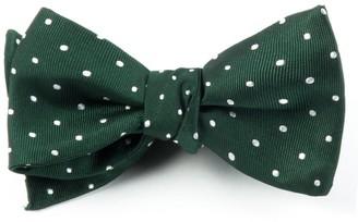 Tie Bar Hot Dots Hunter Bow Tie