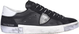 Philippe Model Prsx Low Top Sneakers