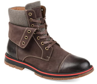 Thomas Laboratories & Vine Cyrus Fold Down Lugged Boot
