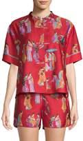 Natori Women's Geisha Pajama Set