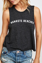 Spiritual Gangster Namaste Beaches Crop