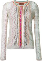 Missoni fringed two piece set - women - Cupro/Viscose/polyester - 46