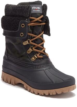 Cougar Creek Waterproof Faux Shearling Boot