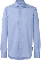 Kiton longsleeve button-up shirt - men - Cotton - 40