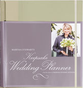 Martha Stewart Martha Stewarts Keepsake Wedding Planner