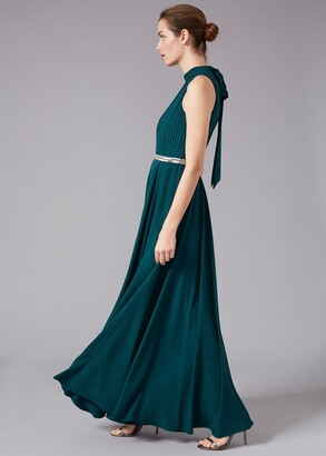 Phase Eight Nicola Embroidered Maxi Dress