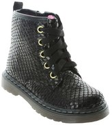 Jumping Jacks Toddler Girl's 'Frenchy' Water Resistant Snake Textured Hiking Boot