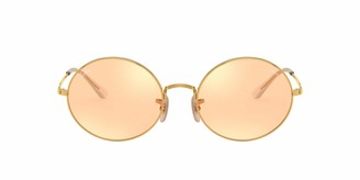 Ray-Ban Unisex's Rb1970 Oval Sunglasses