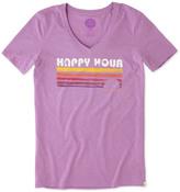 Life is Good Cool V-Neck Shirt