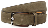 DeSanto Classic Velour Leather Belt