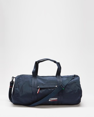 Tommy Jeans Men's Navy Duffle Bags - TJM Campus Boy Duffle - Size One Size at The Iconic