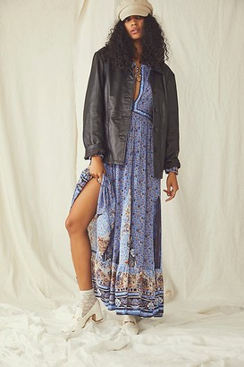 Free People Happy Feelings Midi Dress