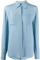 Pinko Norina patch-pocket shirt