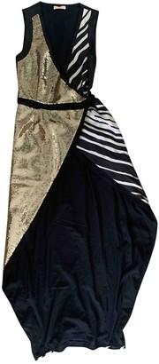 Sass & Bide Black Silk Dresses