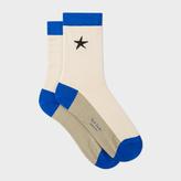 Paul Smith Women's Aran Star Socks