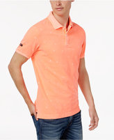 Superdry Men's Textured Palm Tree Polo