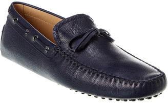 Tod's TodS Leather Moccasin