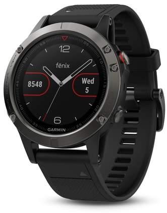 Garmin fenix(R) 5 Premium Multisport GPS Watch, 47mm