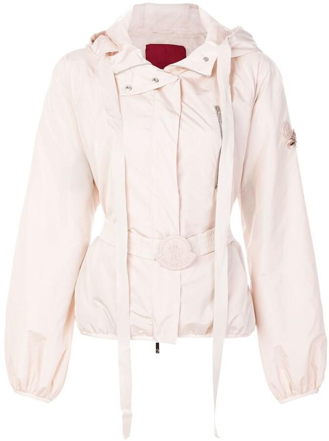 d0b347482 belted nylon jacket