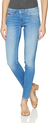 Tommy Hilfiger Women's Skinny Sophie Low Rise Jeans