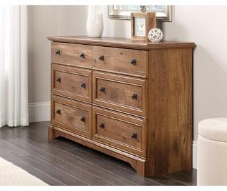 Foundry Select Carterville 6 Drawer Double Dresser Color: Vintage Oak