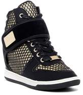 Bebe Calisto Hidden Wedge Sneaker