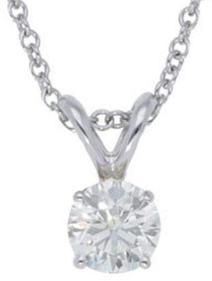 Nephora 14K 0.50 Ct. Tw. Diamond Necklace