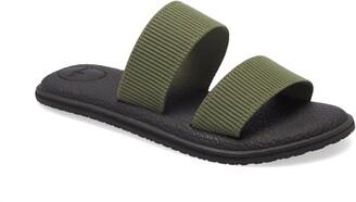 Sanuk Yoga Gora Slide Sandal