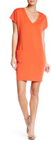 Trina Turk Brizzi Cap Sleeve Sweater Dress
