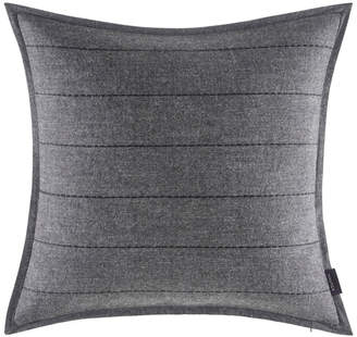 Nautica Jeans Co Pinecrest Quilted Line Throw Pillow