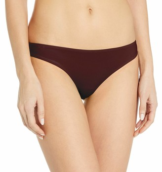 Dolce Vita Women's Solid Basic Bikini Bottom