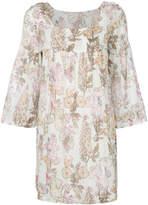 Raquel Allegra floral print mini dress