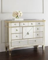 Waterford Amelie Mirrored Entertainment Chest