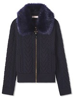 Tory Burch Contraire Bomber Jacket