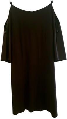 Trina Turk Black Wool Dress for Women