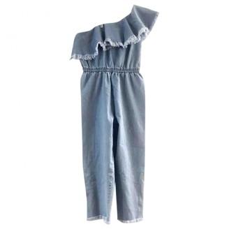 Non Signã© / Unsigned Blue Denim - Jeans Jumpsuits