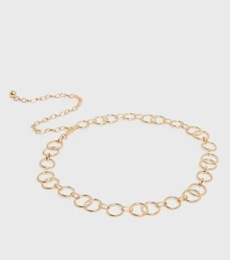 New Look Circle Chain Belt